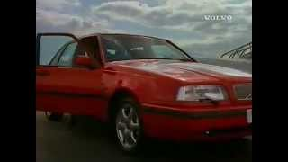 Volvo 440 1994 British tv commercial
