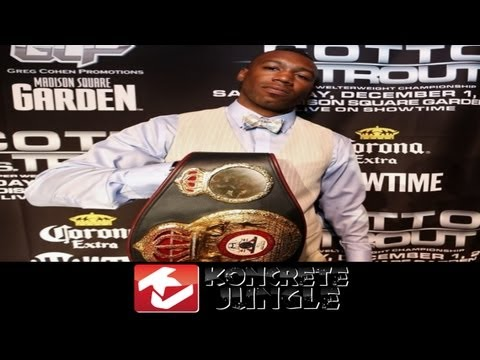 I'm the real 154 champ says Austin Trout, I want all the titles [H.O.T.B.]