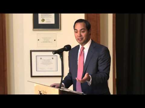 Julian Castro: Connect2Politics Keynote Speaker