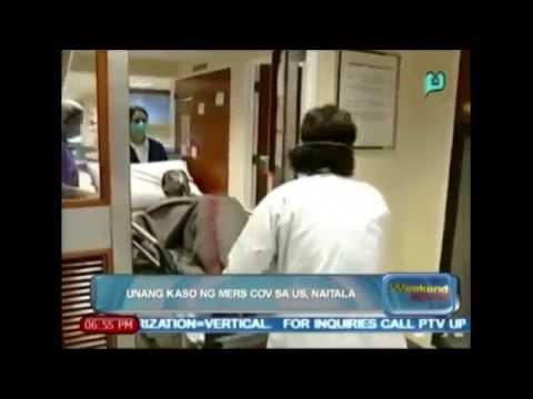 [The Weekend News] Globalita: Unang kaso ng MERS-CoV sa US, naitala [05|03|14]