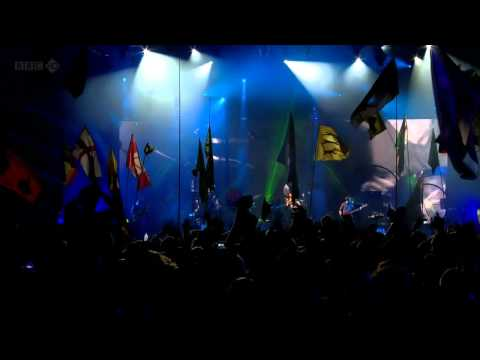 Coldplay (HD) - Violet Hill (Glastonbury 2011)