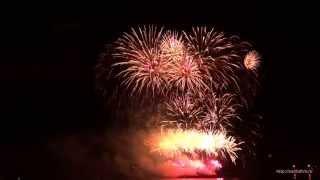 Нижегородцы победили на Международном Фестивале фейерверков