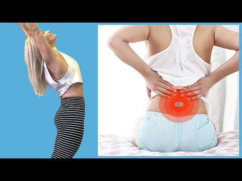 6 Stretches to Relieve Back Pain from Bad Posture