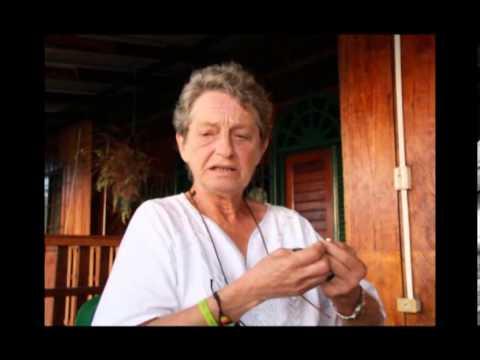 Entrevista con la hermana Gabi May (qepd) en Tumaco- 2012