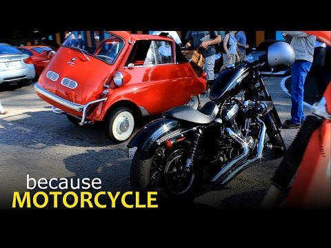 Cars & Coffee & Bikes at Fuel Coffee Cincinnati