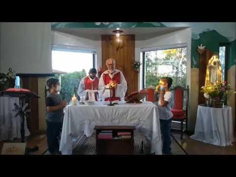 Santa Missa | 06.02.2021 | Sábado | Padre José Sometti | ANSPAZ