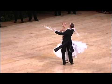Honour Dance - UK Open Professional Ballroom 2011