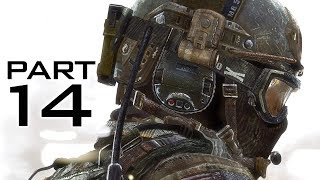 Call Of Duty Ghosts Gameplay Walkthrough Part 14