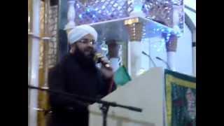 Sajid Qadri at Ijtamah-e-Milaad 2013