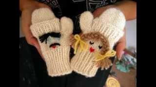 bebek eldiveni modelleri