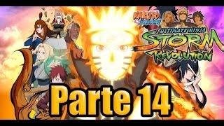 Naruto Shippuden Ultimate Ninja Storm Revolution Parte