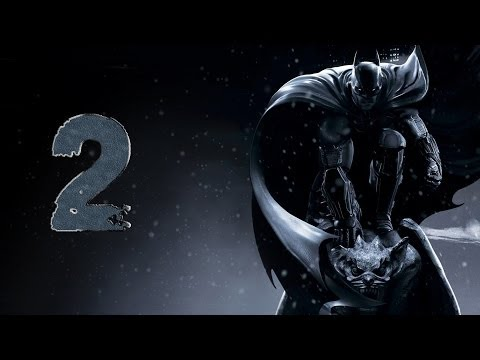 Batman: Arkham Origins #2 (Прохождение Walktrough let's play)