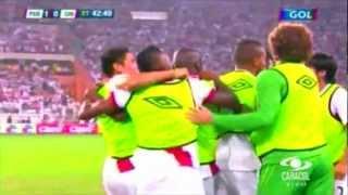 Perú Vs Chile (1-0) Eliminatorias Mundial Brasil 2014