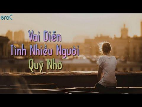 Vai Diễn Tình Nhiều Người - Quỹ Nhõ [Lyrics Video]