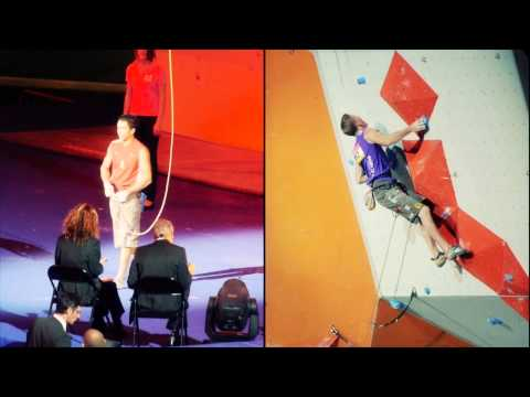 Climbing World Championships 2012 report
