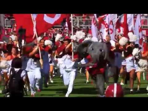 2015 Alabama Football Hype