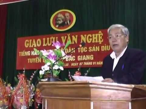 Giao lưu soong cô - Ninh Lai.TQ + Bắc Sơn.BG