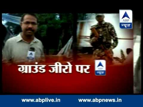 ABP News team reaches ground zero at violence affected Kokrajhar