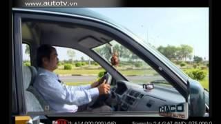 Hướng dẫn lái xe - Thao tác trước khi lái xe