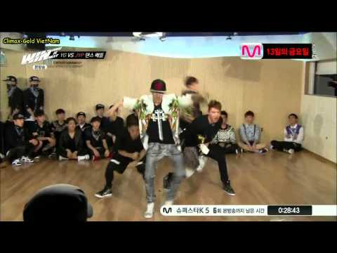 [CLIMAX-BGOLDVN][Vietsub] WHO IS NEXT WIN ep 4 - Team B (only)(Cut)