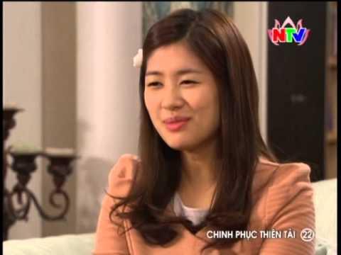 Chin h phục thiên tài  - Tập 22 - Chinh phuc thien tai - Phim Han Quoc