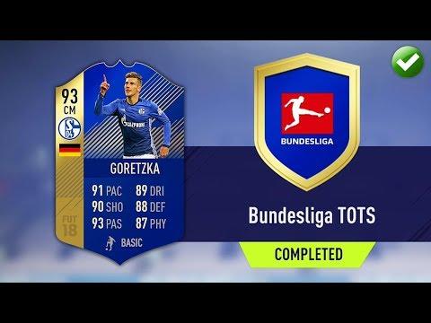 BUNDESLIGA TOTS SBC! (CHEAPEST METHOD) *GUARANTEED BUNDESLIGA TOTS* | FIFA 18 Ultimate Team