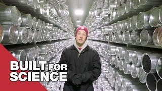 Inside The Giant American Freezer Filled With Polar Ice
