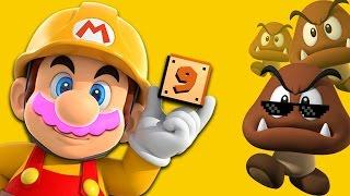 SO MANY AMAZING LEVELS!! | Mario Maker #9