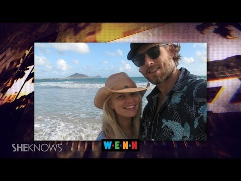 Jessica Simpson and Eric Johnson Tie The Knot - The Buzz