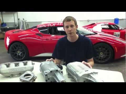 Обучающее видео по компонентам турбин для двигателя 2ZZ-GE