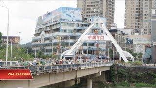 Hàng Trung Quốc vào Việt Nam qua tiểu ngạch