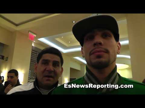 Danny Garcia vs Lucas Matthysse a great fight - EsNews Boxing