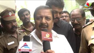 Sivakumar talks about Director Manivannan | Last Respect to Manivannan