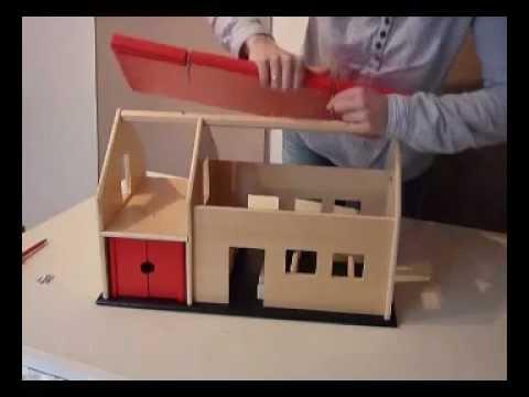 Grosser bauernhof youtube - Youtube basteln mit holz ...