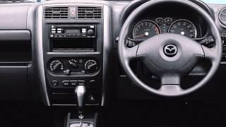 Mazda AZ Offroad   Exterior & Interior