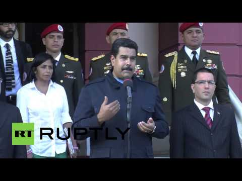 Venezuela: Maduro agrees to talks with opposition
