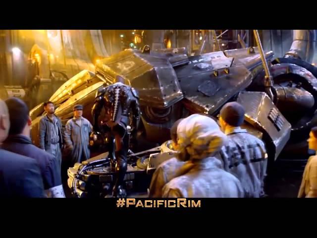 Círculo de Fogo (Pacific Rim) Trailer Oficial #4 Legendado (2013)