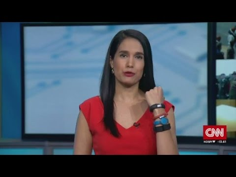 Fitness trackers growing in popularity