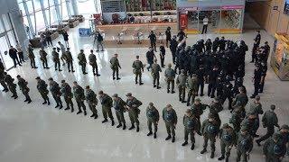 Представники університету взяли участь у командно-штабних і тактико-спеціальних навчаннях