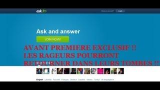 Avant Première : Ask.fm Decouvrir L'anonyme Qui A Posé