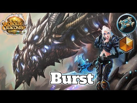 Zetalot's Burst Control Priest Kobolds And Catacombs | Hearthstone Guide How To Play