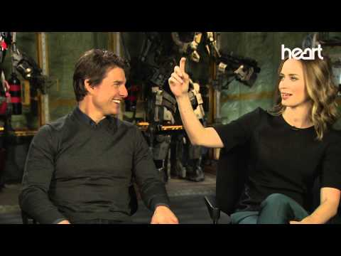 Kevin Chats To Tom Cruise & Emily Blunt