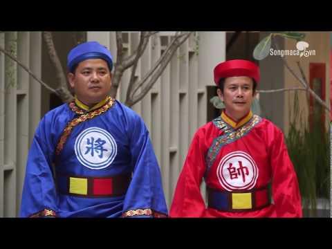 Trạng Cờ Đất Việt khu vực miền Trung, vòng chung kết: Trần Văn Ninh vs Tôn Thất Nhật Tân