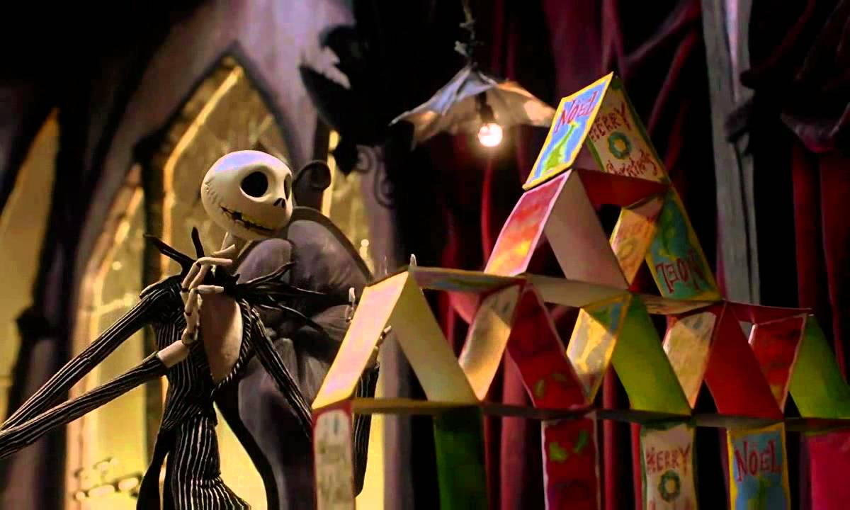 Nightmare Before Christmas Jack Obsession | X-Mas
