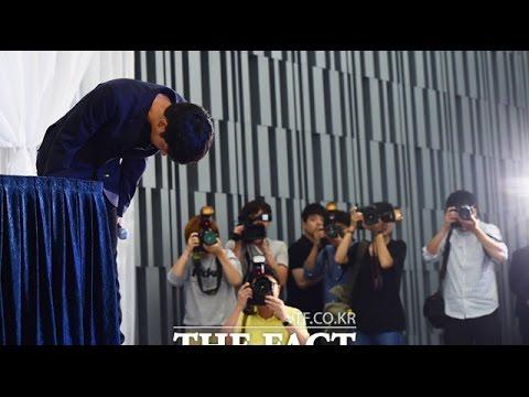 [Vietsub/Engsub] Jung Joon Young 정준영 @ 2016.09.25 Urgent Press Conference