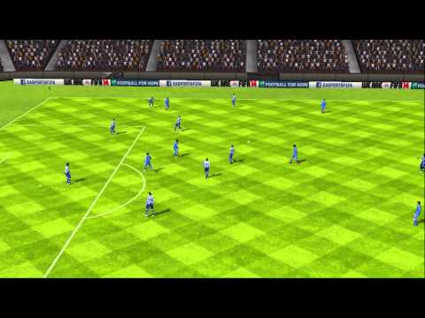 FIFA 14 iPhone/iPad - RCD Espanyol vs. Real Madrid