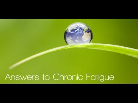 Chronic Fatigue Syndrome Information - Chronic Fatigue Syndrome Treatm