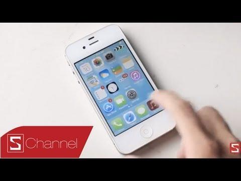 Schannel - iPhone 4S có nên nâng cấp iOS 7 - CellphoneS