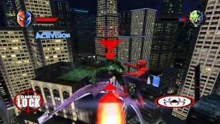 Let's Play Spider-Man: The Movie Game Part 10 Bomb