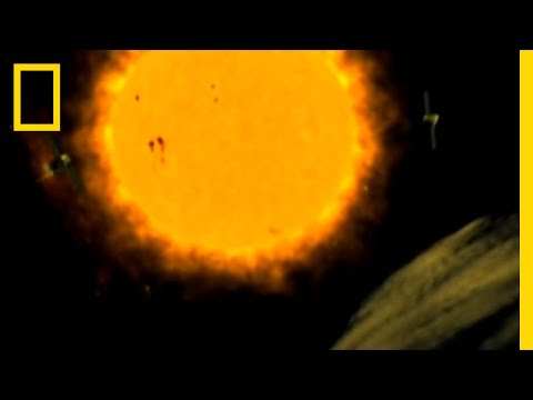 Naked Science: Massive Solar Storms